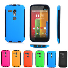 Shockproof Dustproof Cell Phone Case With Waterproof  Screen Protect Shield For Motog XT1302 XT 1301