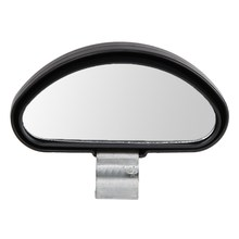Auto Car Blind Spot Mirror Car Back Up Rear View Convex Mirror Widening Vision Angle For Safety