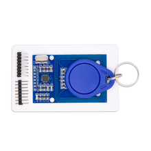 RFID Module RC522 Kits S50 13.56 Mhz 6cm With Tags SPI Write & Read for Arduino Free Shipping(China)