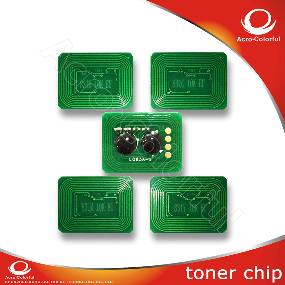 Reset Drum chip for OKI OKI C811/C831/841 drum cartridge chip 30K page yield <br><br>Aliexpress