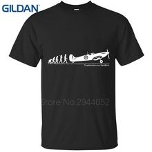 t shirts sales SPITFIRE SUPERMARINE TECH DRAWING PLANE AIRCRAFT FIGHTER RAF WAR Brand black tee shirts hot sale online cheapest
