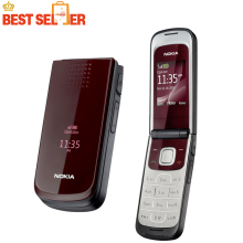 2720 Cheapest phone Original Nokia 2720 fold Unlocked Cell phone free shipping