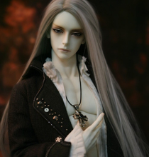 1/3 scale BJD pop SD boy Handsome man idealian.Resin Model Toys.not include clothes;shoes and wig,Type B A15A293