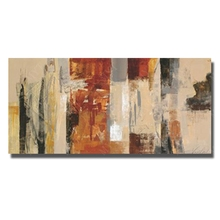 New Design Hand Painted Abstract Oil Painting On Canvas Painting For Living Room Wall Modern Painting Pictures No Framed(China)
