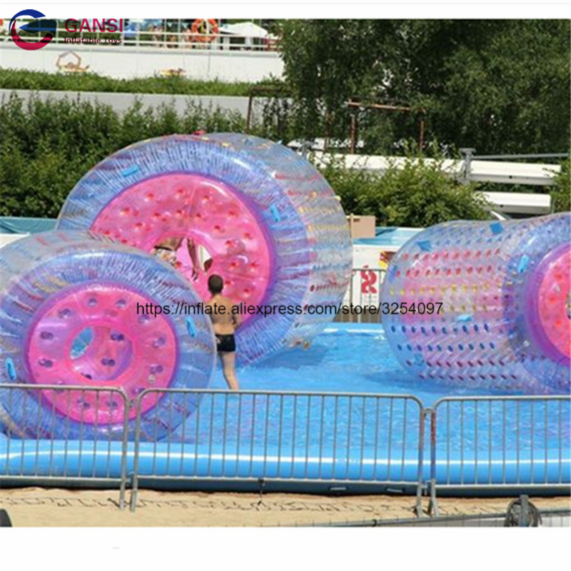 inflatable roller ball77
