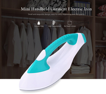 Portable Mini Handheld Garment Electric Iron Household For Home & Travel 110/220V Strong Steam Irons for Clothes Garment Steamer