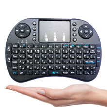 Centechia New Original Normal i8 Mini Wireless Keyboard with English Air Mouse For Laptop Tablet Gaming Keyboard