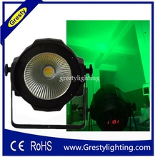 4pcs White And Warm White 120W/ or rgbw 4 in 1  COB Led Par Par64 Light Disco Stage Lighting Free Shipping