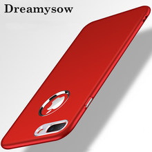 Buy Dreamysow phone case iphone 8 X case Silicone Soft TPU Ultra slim Red Black back cover iphone 6 6s 7 8 plus fundas coque for $1.24 in AliExpress store