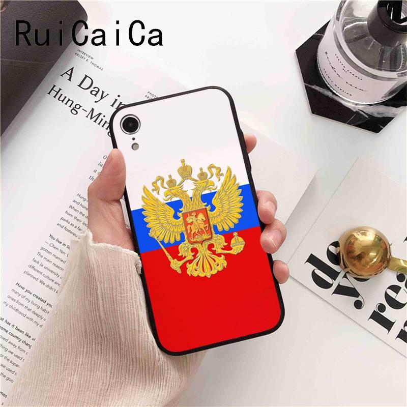 Russian flag national emblem
