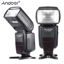Andoer AD-980II Camera Flash Equal to TRIOPO TR-982II Speedlite i-TTL HSS 1/8000 Wireless Master Slave GN58 Flash for Nikon DSLR