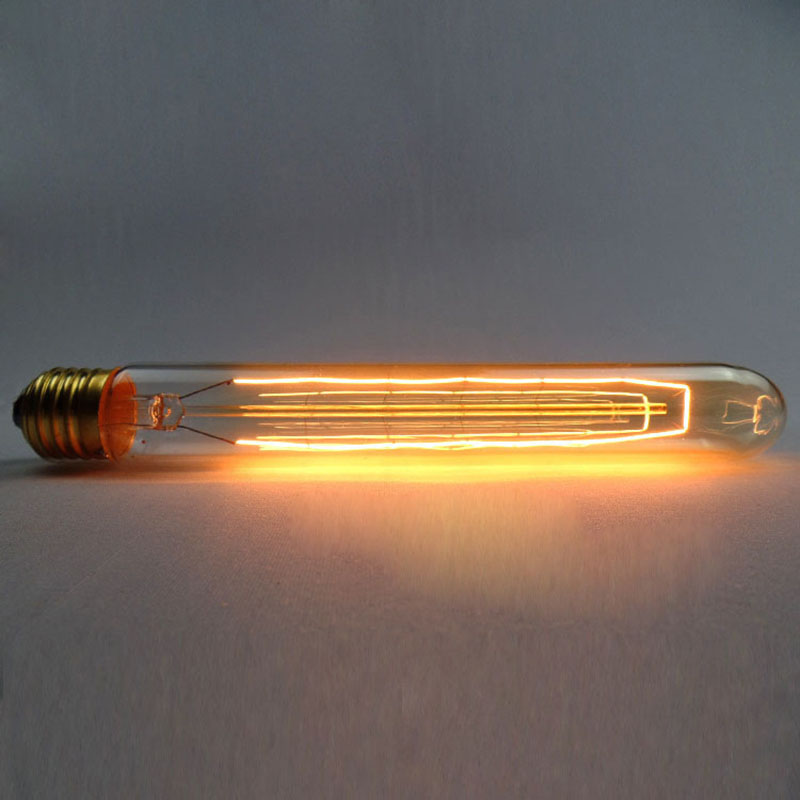 Vintage Retro DIY E27 Spiral Incandescent Light Novelty Fixture Glass LED Edison Bulbs 40W 110-240V Pendant Lamps Lighting P0.2