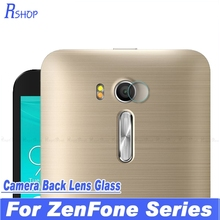 RSHOP Back Camera Lens Tempered Glass Protector For ASUS ZenFone 6 GO TV Live ZB551KL ZB452KG ZB450KL ZB550KL A600CG G500TG