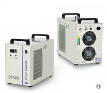 Industrial CW5000 Laser Water Chiller for CO2 Laser Tube Cooling