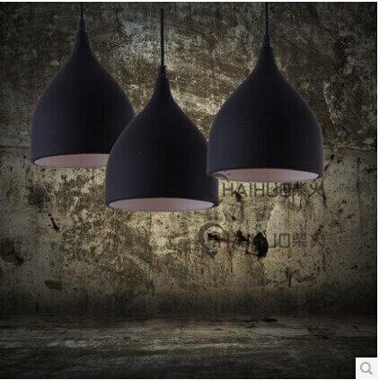 Personalized fashion minimalist modern glass chandelier restaurant bar aisle head chandelier<br><br>Aliexpress