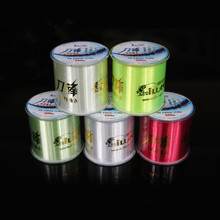 Ilure 500m Fishing Line High Strength Nylon Monofilament Line Parallel Volume Japan Thread(China)
