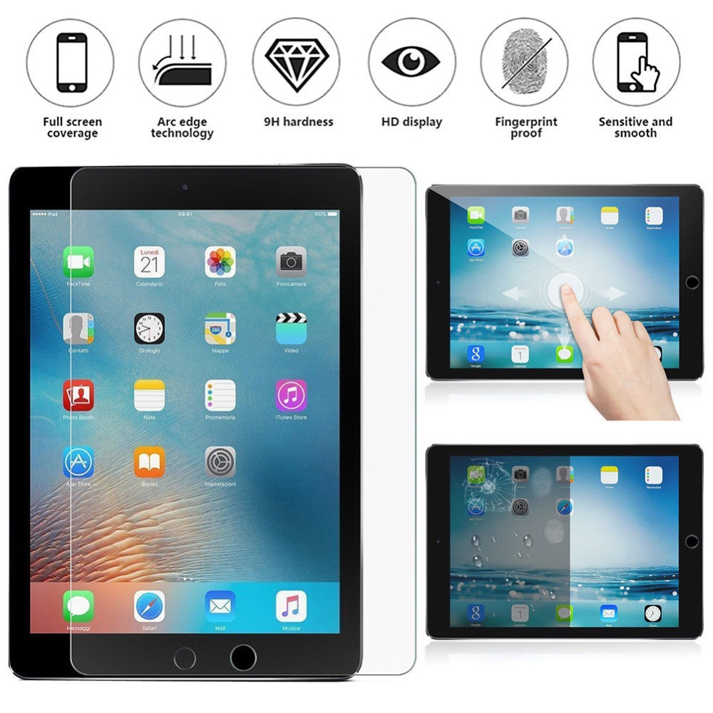 2pcs-Screen-Protector-Tempered-Glass-For-New-iPad-2017-2018-9-7-inch-Screen-Protective-Film