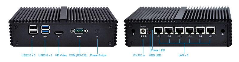 Q500G6 Ports 800
