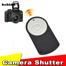 kebidu RC-6 IR Infrared Wireless Remote Control Shutter Release For Canon EOS 7D 5D Mark II III 6D 500D 550D 600D 650D 700D