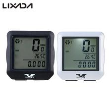Bicycle Computer Wireless Waterproof Multifunction Bike Odometer Cycling Speedometer Backlight Backlit Bicycle Accessories