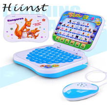 toys Multifunction Educational Learning Machine English Early Tablet Computer Toy Kid + Mouse New Developmental 17Aug31(China)