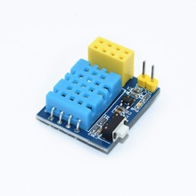 ESP8266 ESP-01 ESP-01S DHT11 Temperature Humidity Sensor Module esp8266 Wifi NodeMCU Smart Home IOT DIY Kit (without ESP module)(China)