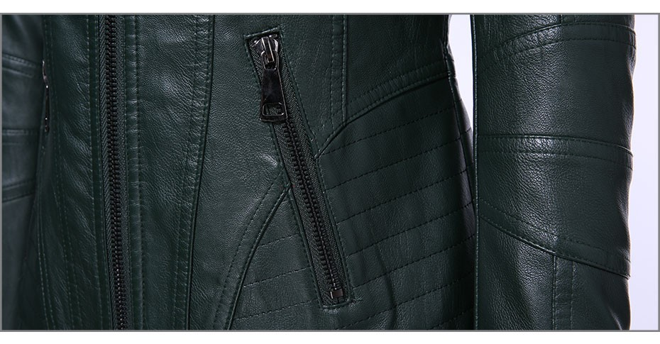Faux Leather Jacket (5)