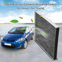 Cabin Air Filter Contains Activated Carbon CF10132 for Toyota / for Lexus(China)