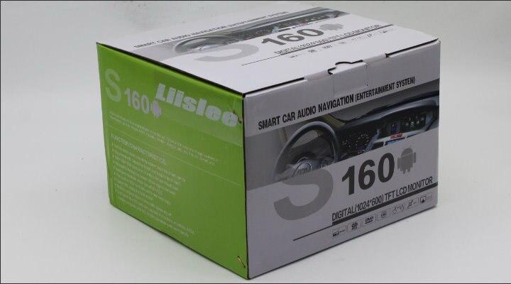 Liislee Car GPS Satellite Navi Navigation S160 Multimedia System For KIA Cerato 2008~2012 Radio CD DVD Player TV HD Touch Screen (6)