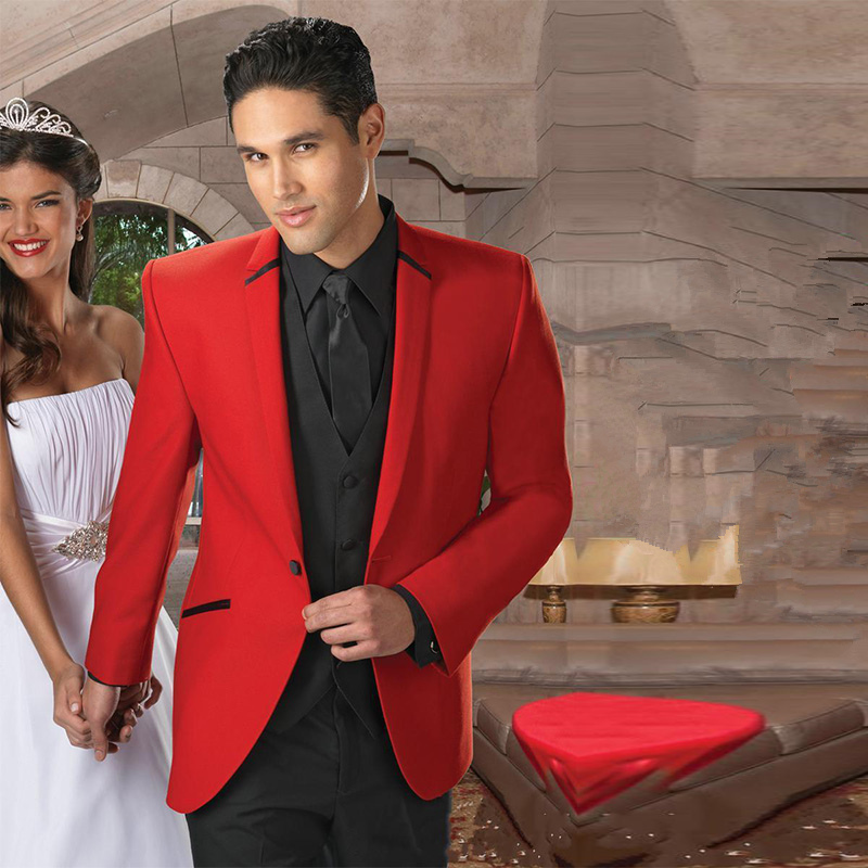 2016-New-Arrival-Classic-Red-Groom-Tuxedos-font-b-Celebrity-b-font-font-b-Suits-b