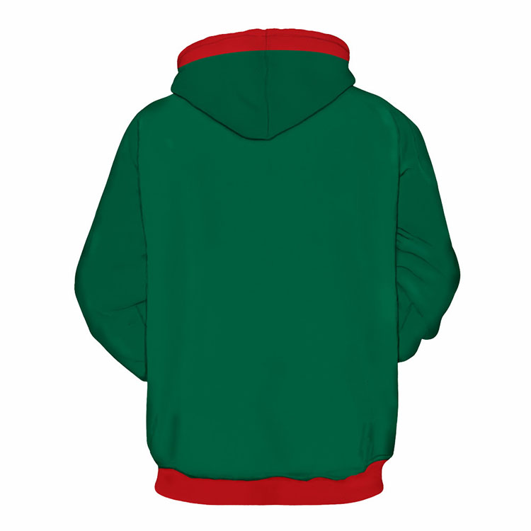 Aolamegs Men Women Chirstmas series Hoodies Couples Hooded Sweatshirts Funny 3D printing Pullovers Christmas Casual Tops Clothes (4)