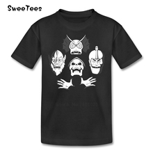 Bo-He-Man-ian Rhapsody children's T Shirt Cotton Short Sleeve O Neck Tshirt Costume Boys Girls 2018 Popular T-shirt For Baby(China)