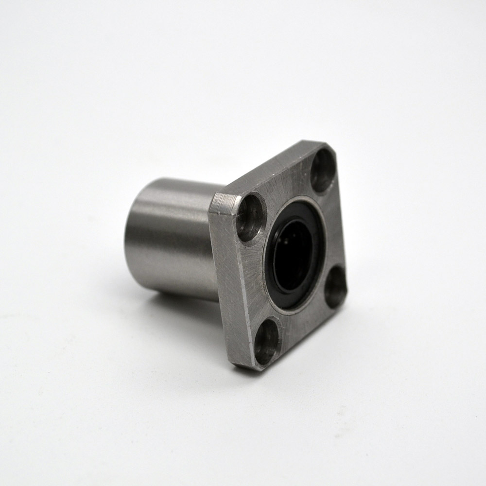 1pc LMK35UU 35mm flange linear bearing CNC Flange Linear Bush<br>