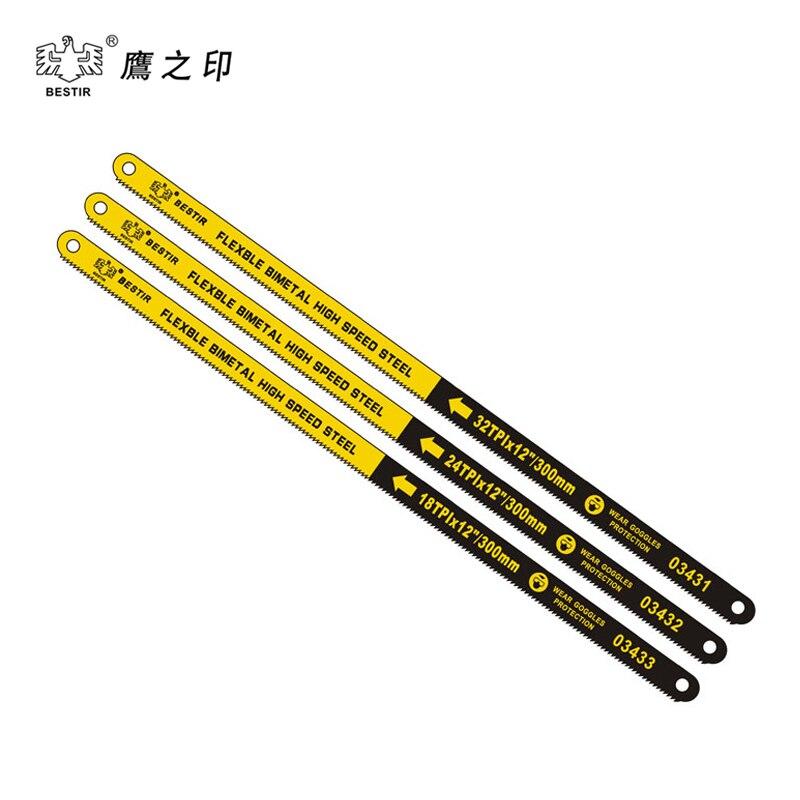 1Poece BESTIR 18/24/32 TPI Saw Blade Double Metal Saw 3 Optional Specifications Brand Quality<br><br>Aliexpress