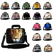 "9.7"" Waterproof Laptop Bag 10.1 10.2 9.7 inch Carrying Notebook Tablet Messenger Bag For Samsung Chuwi H10 Unisex Soft Briefcase(China)"