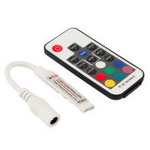 New Remote Controller Mini RF Wireless Led Dimmer Controller For Single Color Light SMD5050/3528/5730/5630/3014 Wholesale(China)