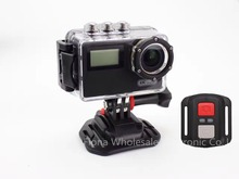 NEW touch screen sports camera large screen sport action camera 4K HD FULL WIFI Ultra HD 1080p 60fps 170D Remote waterproof