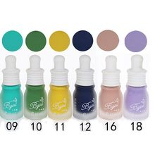 Fragrance Scrub Matte Nail Polish Art Makeup Cosmetics 12 Colors Pigments Stamping Print Pink White Nail Polish 12 Colors