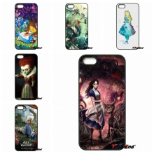 Alice in Wonderland Cheshire Cat Cell Phone Case For LG L70 L90 K8 K10 V10 Nexus 4 5 6 6P 5X G2 G3 Beat G4 G4C G5 Mini