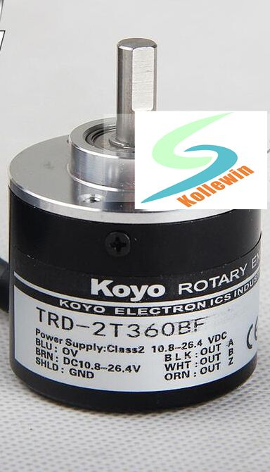 TRD-2T360BF rotary encoder new in box , free shipping.<br>