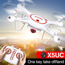 rc drone with 2 battery app control remote control Quadcopter 2.4G 4CH 6-Axis with HD Camera remote control helicopter for gifts(China)