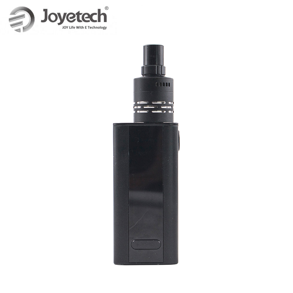 Original Joyetech Cuboid Mini Battery with elitar pipe atomizer 2ml tank built in 2400mah battery 80W Output E-Cigarette