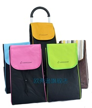Overson genuine full model shopping cart bag shopping bag limit to buy shopping cart users to buy