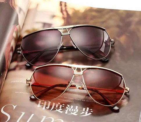 2019 Caz 953 Sunglasses Men's Aviation Driving Shades Male Sun Glasses For Men Retro Luxury Brand Designer Oculos with case