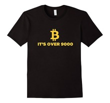 Buy 2018 Fashion Summer t-shirt Bitcoin Trading Shirt Bitcoin 9000 Crypto Trading Bitcoin Mining BTC Bit... Tee shirt for $12.34 in AliExpress store