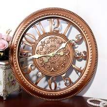 Saat Clock Reloj Wall Clock Duvar Saati Relogio de Parede Watch Digital Clocks Horloge Murale reloj de pared Plastic Home decor(China)