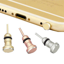 Mobile phone PC Latop Audio 3.5mm Dust Plug headset Jack Interface Anti Mobile card retrieve card pin for iPhone 4 5 5S 6 7 plus