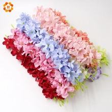 1PCS New 9 Colors 35CM Length Silk Artificial Hydrangea Flower For Home Wedding Party Decoration DIY Wreath Scrapbooking Flower