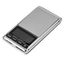 OUTAD strain gauge load 1pcs 1000g 0.1g Electronic Digital Balance Weight Pocket Jewelry Scale  Selling Newest Hot Search