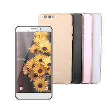 Cheapest 6.5 Inch Quad Core 3G Cell Phone MTK6580 WCDMA 4GB ROM Android 5.1 Mobile Phone 1280*720HD Large Screen GPS Smartphone(China)